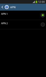 Configura el Internet - Samsung Galaxy Trend Plus S7580 - Passo 17