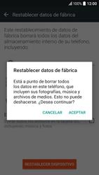 Restaura la configuración de fábrica - HTC 10 - Passo 7