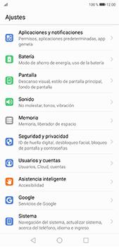 Actualiza el software del equipo - Huawei P20 Pro - Passo 4