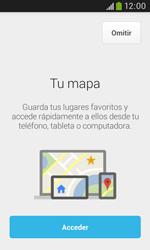 Uso de la navegación GPS - Samsung Galaxy Trend Plus S7580 - Passo 5