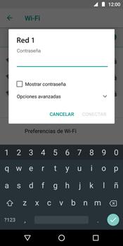 Configura el WiFi - Motorola Moto E5 - Passo 8