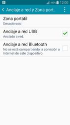 Comparte la conexión de datos con una PC - Samsung Galaxy A5 - A500M - Passo 7