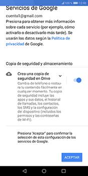 Crea una cuenta - Huawei Y6 2018 - Passo 21