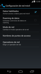 Configura el Internet - Motorola Moto G - Passo 6
