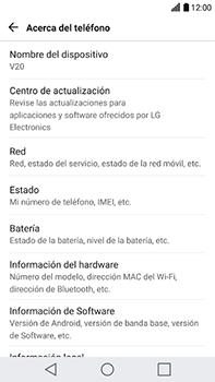 Actualiza el software del equipo - LG V20 - Passo 6