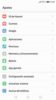 Limpieza de aplicación - Huawei P10 Plus - Passo 2
