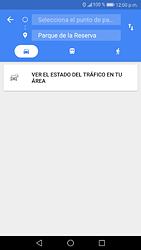 Uso de la navegación GPS - Huawei P9 Lite 2017 - Passo 11