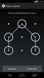 Desbloqueo del equipo por medio del patrón - Motorola Moto G - Passo 10