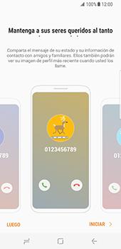 ¿Tu equipo puede copiar contactos a la SIM card? - Samsung Galaxy S8 - Passo 4