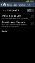 Comparte la conexión de datos con una PC - Samsung Galaxy S4  GT - I9500 - Passo 6