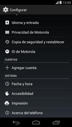 Actualiza el software del equipo - Motorola Moto X (2a Gen) - Passo 5