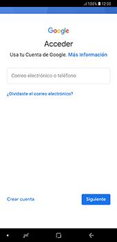 Crea una cuenta - Samsung A7 2018 - Passo 4
