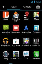 ¿Tu equipo puede copiar contactos a la SIM card? - Motorola RAZR D1 XT914 - Passo 3