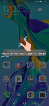 Personalizar la pantalla - Huawei P30 - Passo 2
