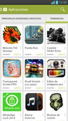 Instala las aplicaciones - LG Optimus G Pro Lite - Passo 12