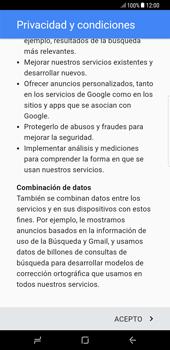 Crea una cuenta - Samsung Galaxy S8+ - Passo 14