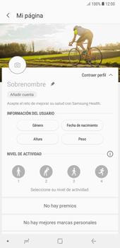 Samsung Health - Samsung A7 2018 - Passo 11
