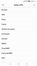 Configura el Internet - Huawei P10 - Passo 9