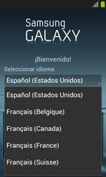 Activa el equipo - Samsung Galaxy Win - I8550 - Passo 4