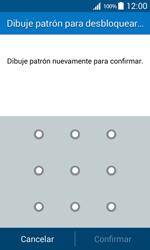 Desbloqueo del equipo por medio del patrón - Samsung Galaxy Core Prime - G360 - Passo 9