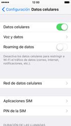 Configura el Internet - Apple iPhone 5c - Passo 4