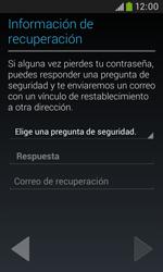 Crea una cuenta - Samsung Galaxy Trend Plus S7580 - Passo 12
