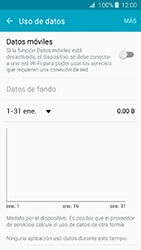 Desactiva tu conexión de datos - Samsung Galaxy J3 - J320 - Passo 5