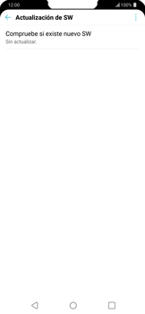 Actualiza el software del equipo - LG G7 ThinQ - Passo 7