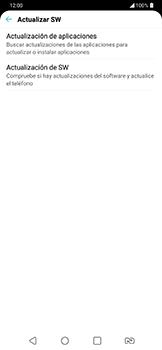 Actualiza el software del equipo - LG G7 Fit - Passo 6