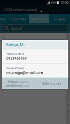 Envía fotos, videos y audio por mensaje de texto - Samsung Galaxy A3 - A300M - Passo 6