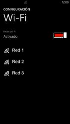 Configura el WiFi - Nokia Lumia 1320 - Passo 6