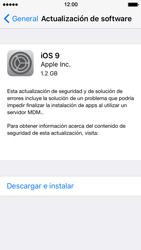 Actualiza el software del equipo - Apple iPhone SE - Passo 7