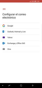 Configura tu correo electrónico - Samsung Galaxy Note 9 - Passo 9