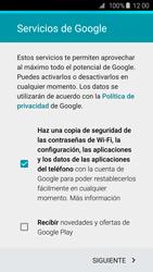 Crea una cuenta - Samsung Galaxy S6 Edge - G925 - Passo 13
