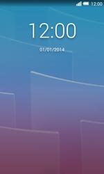 Bloqueo de la pantalla - Alcatel Pop S3 - OT 5050 - Passo 4