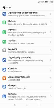 Actualiza el software del equipo - Huawei Y6 2018 - Passo 4