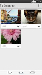 Envía fotos, videos y audio por mensaje de texto - LG G3 Beat - Passo 14