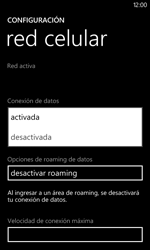 Configura el Internet - Nokia Lumia 820 - Passo 6