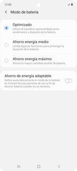 Modo de ahorro de batería - Samsung Galaxy A51 - Passo 6