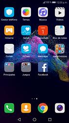 Envía fotos, videos y audio por mensaje de texto - Huawei P9 Lite 2017 - Passo 2