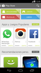Crea una cuenta - Motorola Moto E (1st Gen) (Kitkat) - Passo 20