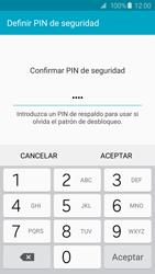 Desbloqueo del equipo por medio del patrón - Samsung Galaxy S6 Edge - G925 - Passo 14
