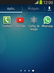 Configuración de Whatsapp - Samsung Galaxy Pocket Neo - S5310L - Passo 3