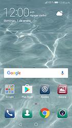 Transferir fotos vía Bluetooth - Huawei P10 - Passo 1