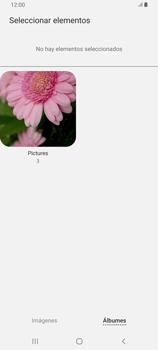 Cómo enviar un correo electrónico - Samsung Galaxy A80 - Passo 17