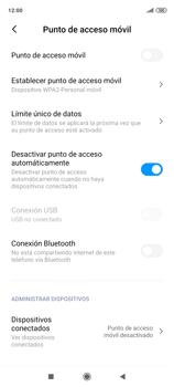 Comparte la conexión de datos con una PC - Xiaomi Redmi Note 9 Pro - Passo 6