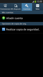 Restaura la configuración de fábrica - Samsung Galaxy S4 Mini - Passo 5