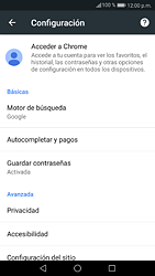 Limpieza de explorador - Huawei P9 Lite 2017 - Passo 7