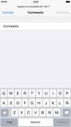 Configura el WiFi - Apple iPhone 6 - Passo 6