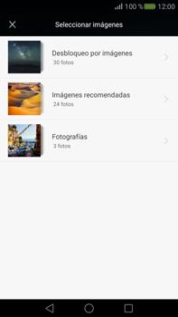 Envía fotos, videos y audio por mensaje de texto - Huawei Mate S - Passo 14